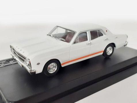 1:43 DDA 1967 Ford Falcon XR GT in Avis White