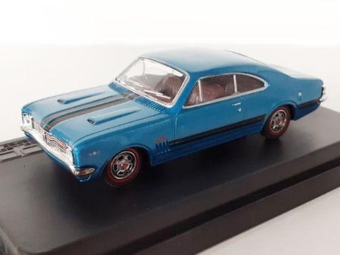 1:43 DDA 1969 Holden HT Monaro GTS350 in Monza Blue DDA19-1