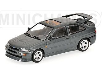 1:43 Minichamps Ford Escort RS Cosworth Arctic Grey