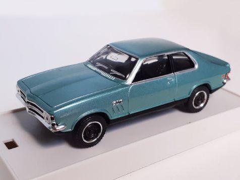 1:43 Trax Holden LC Torana GTR-XU1 1971 - Tormina Aqua -TR33 diecast model