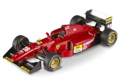 1:43 Hot Wheels Elite - Ferrari 412 T1 - 1994 Germany GP Winner - Item No. N5583