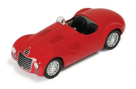1:43 Hot Wheels IXO 1947 Ferrari 125 S - RED - Item No. FER049