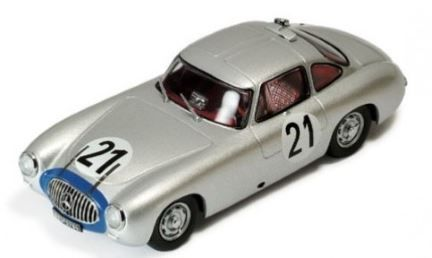 1:43 IXO Models - Mercedes 300SL #21 - Winner of 1952 Le Mans - Item# LM1952