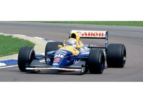 1:18 Minichamps 1987 F1 World Champion Williams F1 FW11B #6 Nelson Piquet