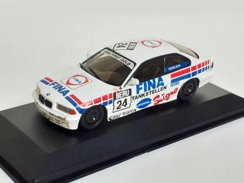 1:43 Minichamps BMW 325i Coupe DTM 1994 #24 Gedlich 430 942225