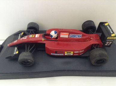 1:43 ONYX Model Cars - Ferrari 643 - 1991 F1 - Alain Prost - Item No. 121