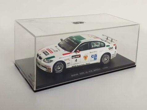 1:43 Spark BMW 320 si #4 WTCC 2006 S0415