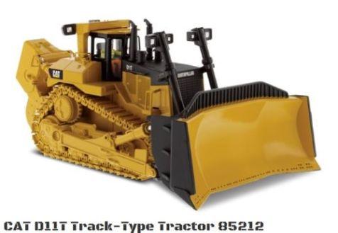 1:50 CAT CAT D11T Track-Type Tractor