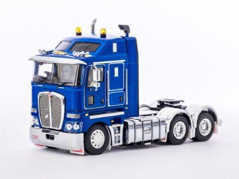 1:50 Drake Kenworth K200 in Blue Z01545