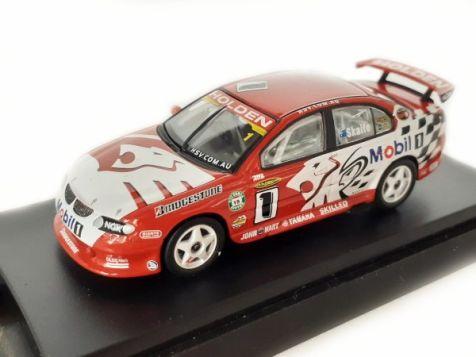 1:64 Biante - 2002 Holden Commodore VK - HRT Mark Skaife #1 - Item # B640601A