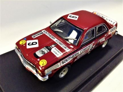 1:64 Biante - Holden LH Torana L34 - #9 Richards/Coppins - 1974 Hardie-Ferodo 1000 3rd Place - Item# B642202E