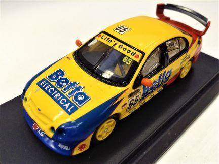 1:64 Biante - Ford Falcon XR8 - 2002 Team Betta Electrical - #65 Max Wilson - Item# B640101E