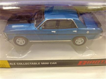 1:64 Biante - Ford Falcon XY GTHO - Electric Blue - Item# B642101J