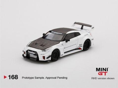 1:64 Mini GT Nissan Skyline GT-R Gr. A #12 1993 Japan Touringcar Championship MGT00104-R