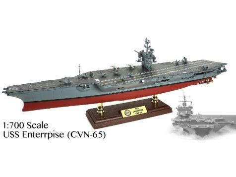 1:700 Forces of Valor - USS Enterprise Class Aircraft Carrier, USS Enterprise (CVN-65)