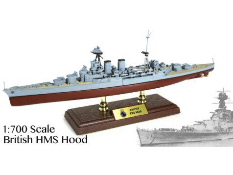 1:700 Forces of Valor British HMS Hood Battleship