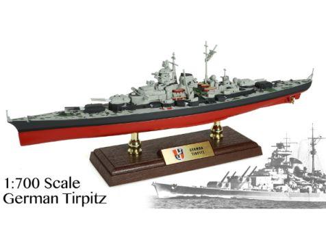 1:700 Forces of Valor German Tirpitz Battleship