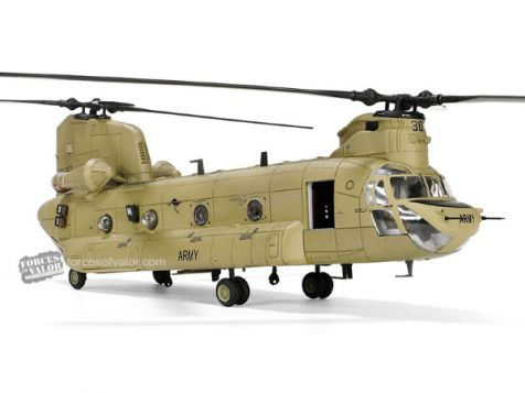1:72 Forces of Valor Australian Army Boeing CH-47F Chinook #A15-305 RAAF