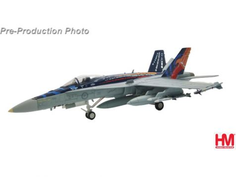 "PREORDER 1:72 Hobby Master F/A-18A ""Worimi Hornet"" A21-23, RAAF, 2016 HA3554"