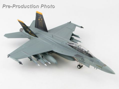 1:72 Hobby Master F/A-18F Advanced Super Hornet 168492 US Navy 2013