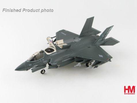 "1:72 Hobby Master Lockheed F-35B ""Afghanistan Attack 2018"" 169415, VMFA-211 Jan 2019 HA4612"