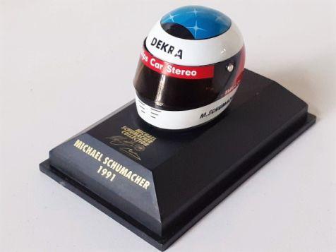 1:8 Minichamps Michael Schumacher Arai Helmet 1991 Jordan 510381132