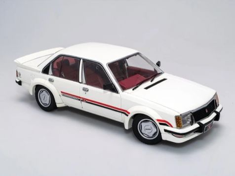 1:18 Biante Holden VC HDT Commodore in Palais White