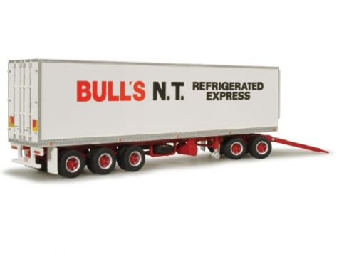12013 1:64 Highway Replicas Freight Road Train Bull's N.T. Express