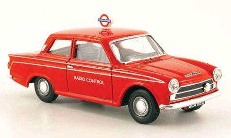 1:43 Vanguards Ford Cortina mk1 london transport box va07308