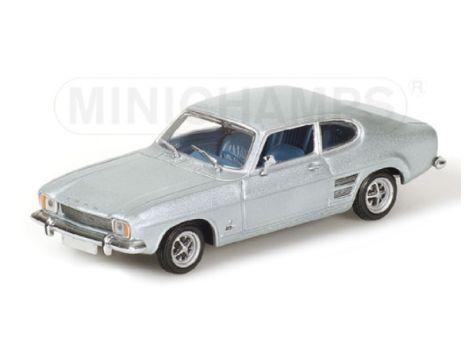 1:43 Minichamps Ford Capri Mk1 1969 100 years