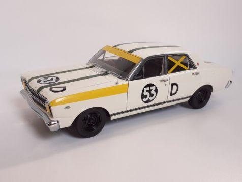 1:18 Classic Carlectables XR GT Falcon 1967 Bob Jane/Spencer Martin #54D