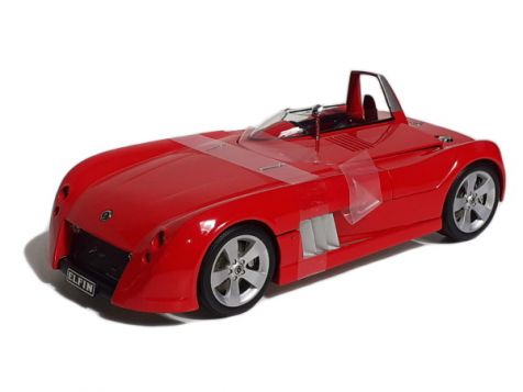 1:18 Classic Carlectables Elfin MS8 Streamliner - Red - 18149