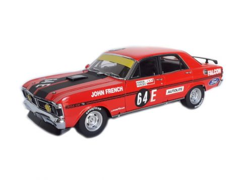 1:18 Classic Carlectibles 1971 Ford XY Falcon Phase III GT-HO #64E French
