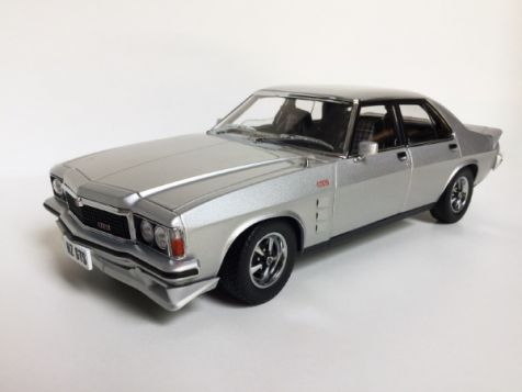 1:18 Classic Carlectables Holden HZ GTS AZTEC SILVER