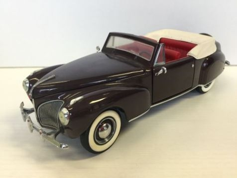 1:24 Franklin Mint 1941 Lincoln Continental