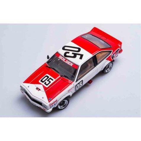 PRE-ORDER 1:18 Model Car, Classic Carlectables Holden LX Torana A9X Hatchback - #05 Peter Brock - 1979 Sandown 400 Winner -