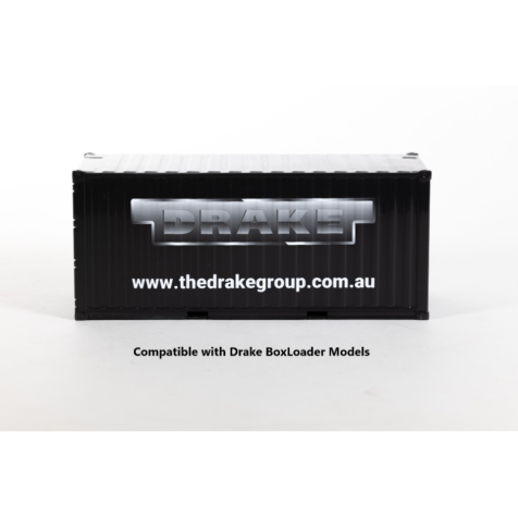 """1:50 Drake Collectibles 20ft Container """"Drake Group"""""""