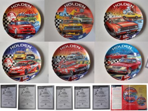 Holden Monaro Out To Drive You Wild Plate Collection The Bradford Exchange