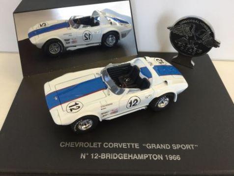 1:43 Eagles Collectibles 1965 Chevrolet Corvette Grand Sport 12 Hr Sebring #2