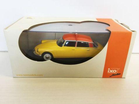 1:43 IXO Junior Models 1958 Citroen DS19 Amsterdam Taxi CIXJ000045