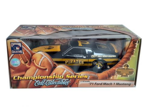 "1:18 ERTL 1970 Ford Shelby GT500 Mustang ""Orioles"""