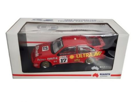 1:18 Biante 1988 ATCC Winning Ford Sierra RS500 #17 Dick Johnson