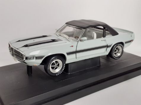 1965 Ford Mustang 2+2 Fastback Light Metallic Blue