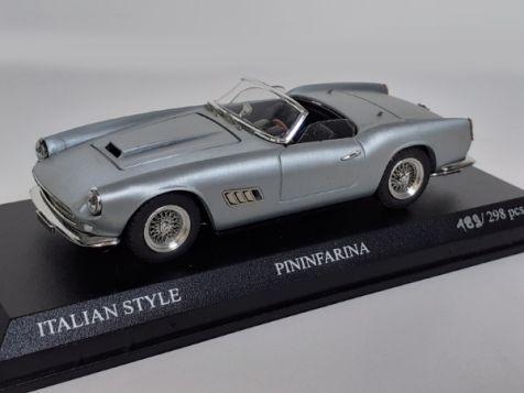 1:43 Italian Style 1957 Ferrari 250 California Pininfarina