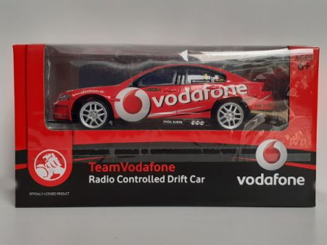 1:24 The Hobby Headquarters 2012 Holden VE Commodore #1 Jamie Whincup RC Drift Car
