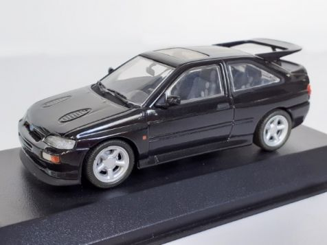 1:43 Minichamps Ford Escort Cosworth Metallic Black 082100