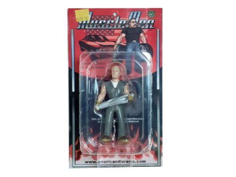 "1:18 American Diorama ""Buff Daddy"" Muscleman Figure Accessory"