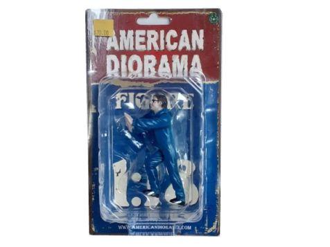 "1:18 American Diorama ""Ken"" Mechanic Figure Accessory"