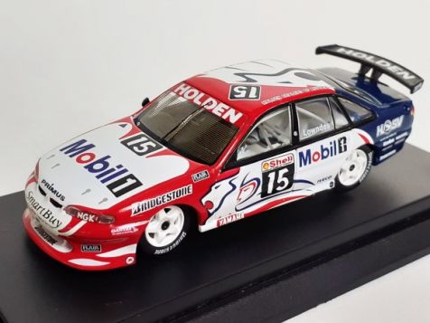 1:64 Biante 1999 Holden VS Commodore #1 Craig Lowndes ATCC Reverse Livery