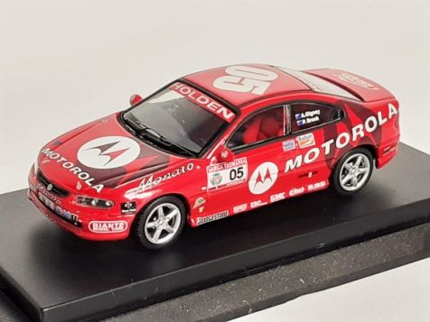 1:64 Biante - Holden Monaro CV8 - Targa Tasmania 2003 - #05 P.Brock/A.Gigney - Item# B640801G
